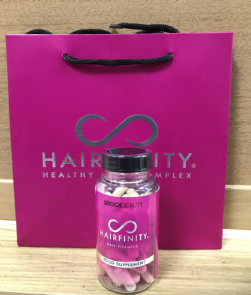 Hairfinity Food Supplement  60 Capsules